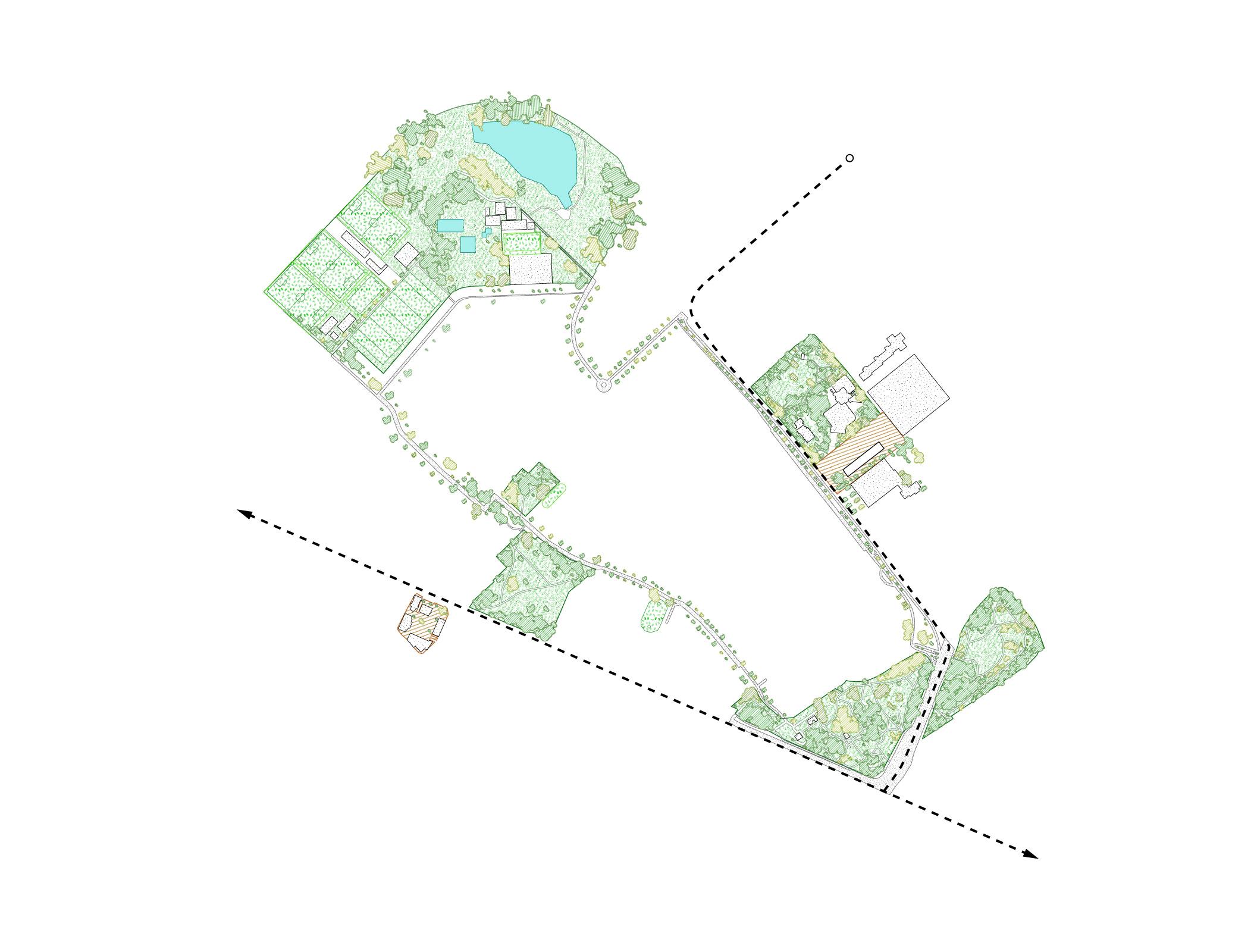 The green loop
